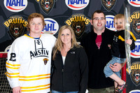 2011 - 2012 Bruins Families